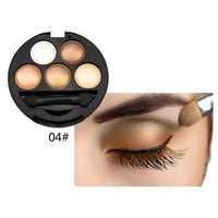 5 Colors Eye Shadow