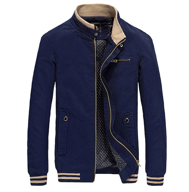 2018 Fashion Cotton Jacket - GaGodeal