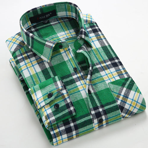 Stylish Long Sleeve Dress Shirt