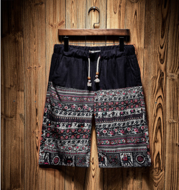 Casual Cotton Short - GaGodeal