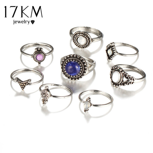 nfinite Knuckle Rings