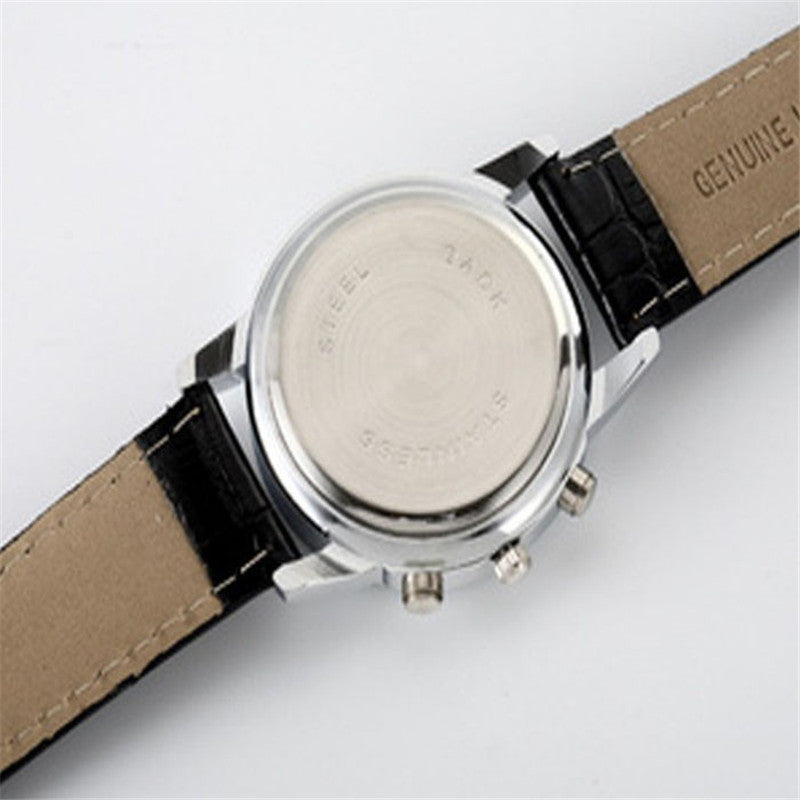 Cool Business  Analog Watch