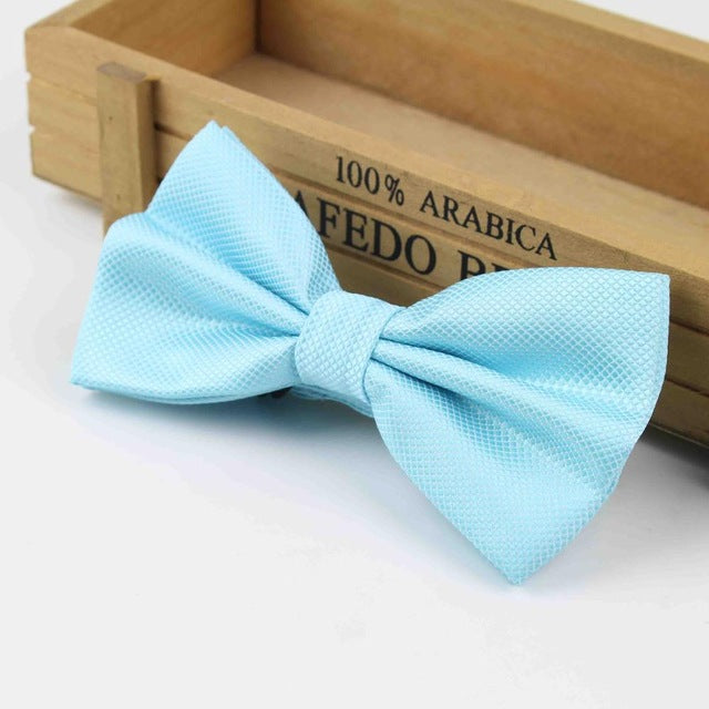 Hot Selling Plaid Bowties