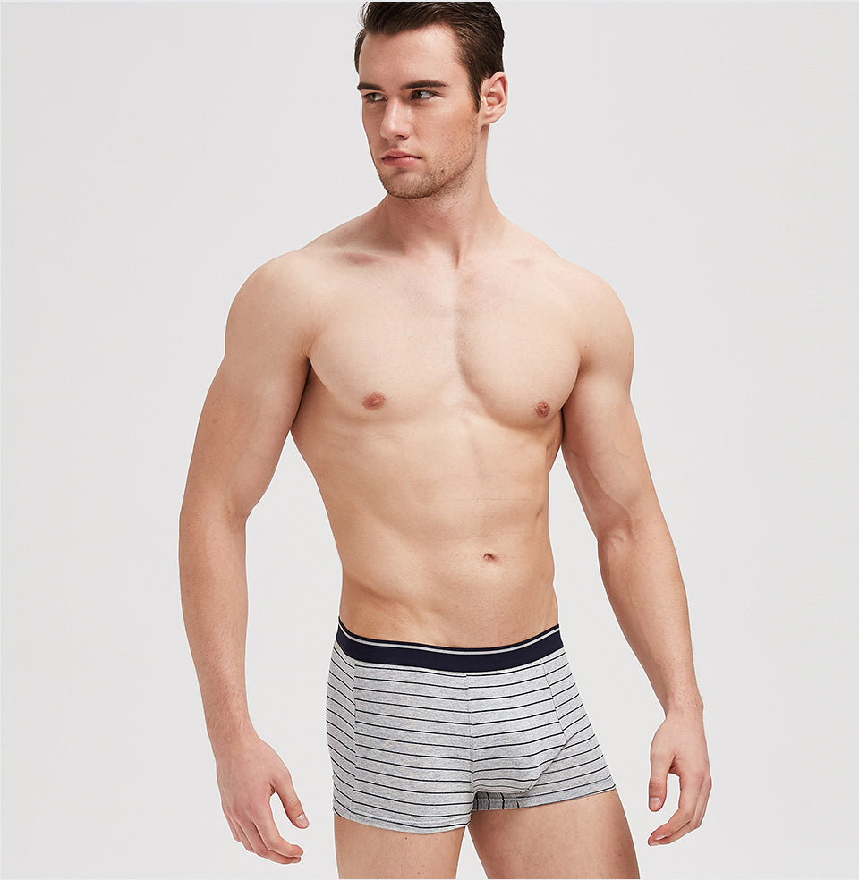 Cotton Breathable Boxer Underwear - GaGodeal