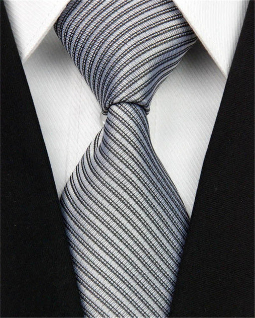 New Wide Silk Ties