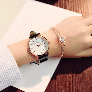 HOT Luxury Fashion Women Dress Quartz Watch