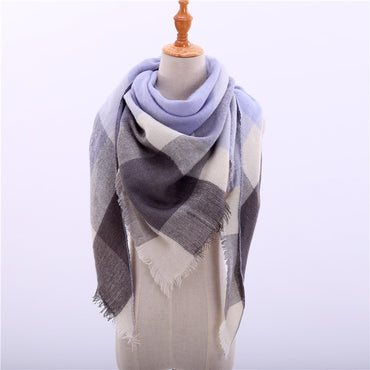 New Fashion Women Cashmere Scarf as Gift For Girlfriend, Gift for Women