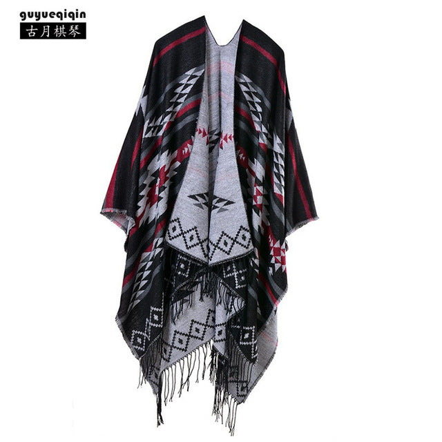 Hot Selling Bohemia Tassels Scarves For Women. Best Gift For Girlfriend. Gift For Mom