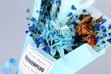 Romantic Natural Dried Flowers