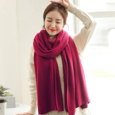 New Arrival Winter Thick Warm Scarf For Women. Best Gift For Her