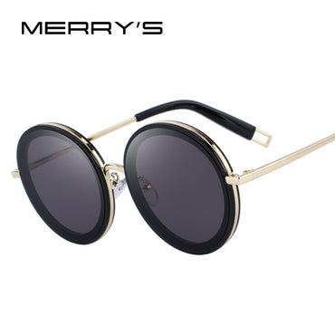 Hot Fashion Women Classic Round Sunglasses 100% UV Protection