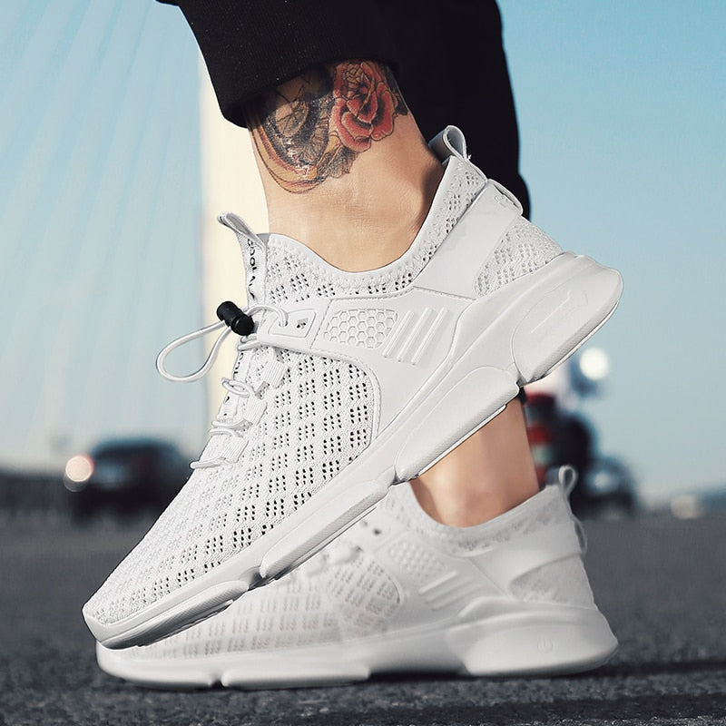 Spring Casual Shoes Men Fashion