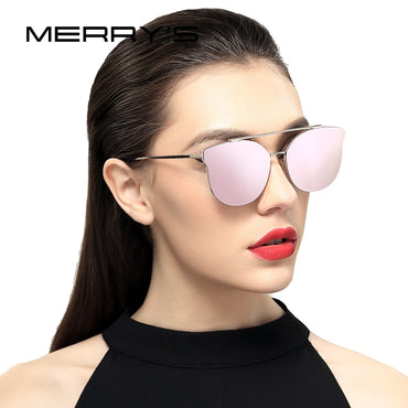 Women Cat Eye Sunglasses Classic Brand Designer