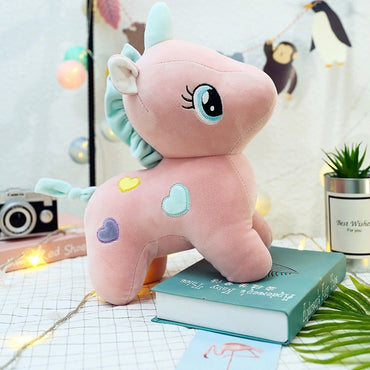 Soft Unicorn Doll Appease Sleeping Pillow For Kids