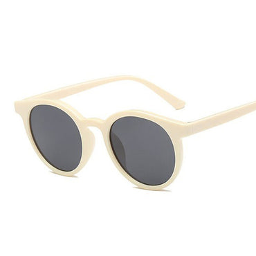 New Retro Mirror Sunglasses Women