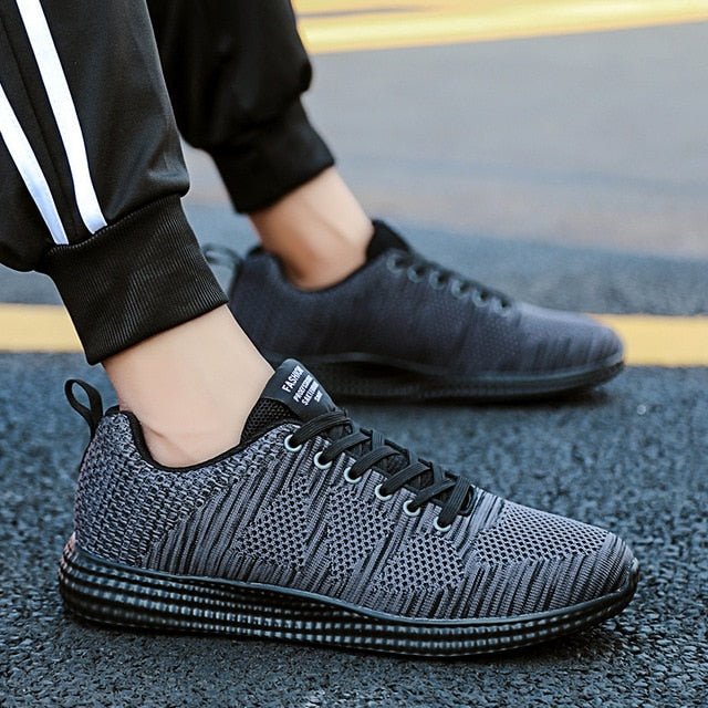 Men's Casual Shoes  Fashion Sneakers Comfortable Outdoor Walking Shoes