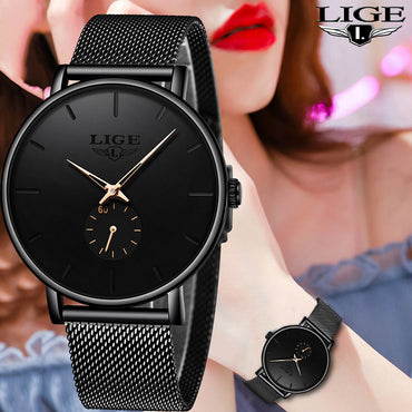 Top Luxury Fashion Women Quartz Wristwatch