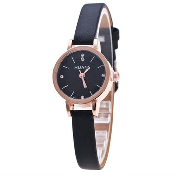 Fashion Woman Strap Watch Travel Souvenir Birthday Gifts