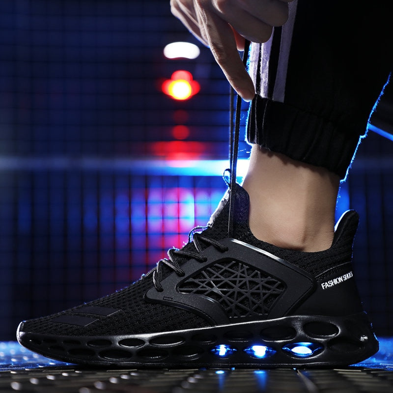 Fashion trending casual men shoes  breathable