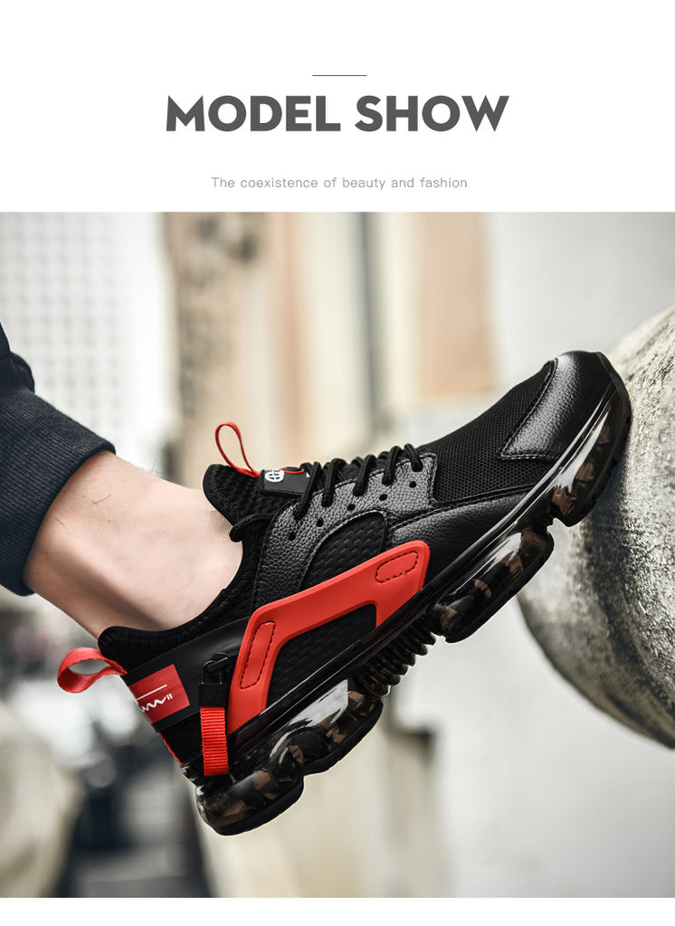 Full Air CushionBreathable Men Sneakers