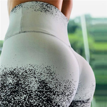 3D Printed Leggings For Women Fitness Sporting Workout Slim Leggings