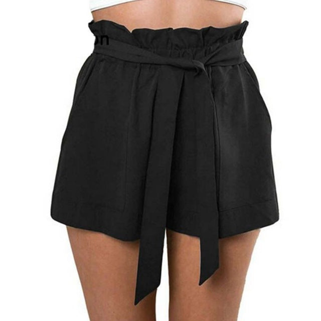 Women  Style Fashion  Sell Lady Sexy Summer Casual Shorts High Waist