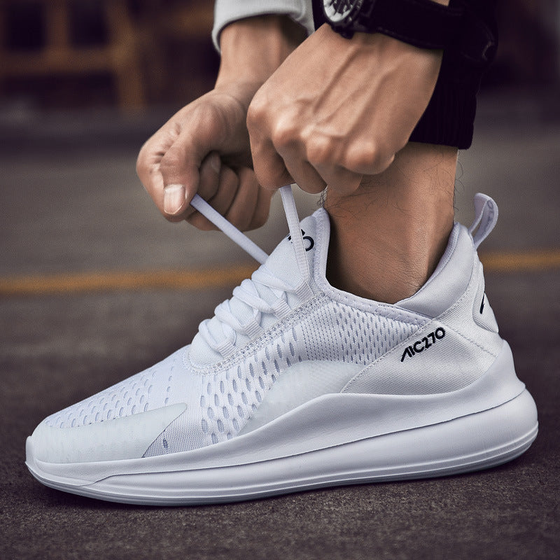 Comfortable Lace-up Durable  Sneakers