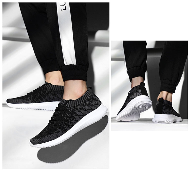 Sneakers Casual Men Fashion Brand Breathable Shoes
