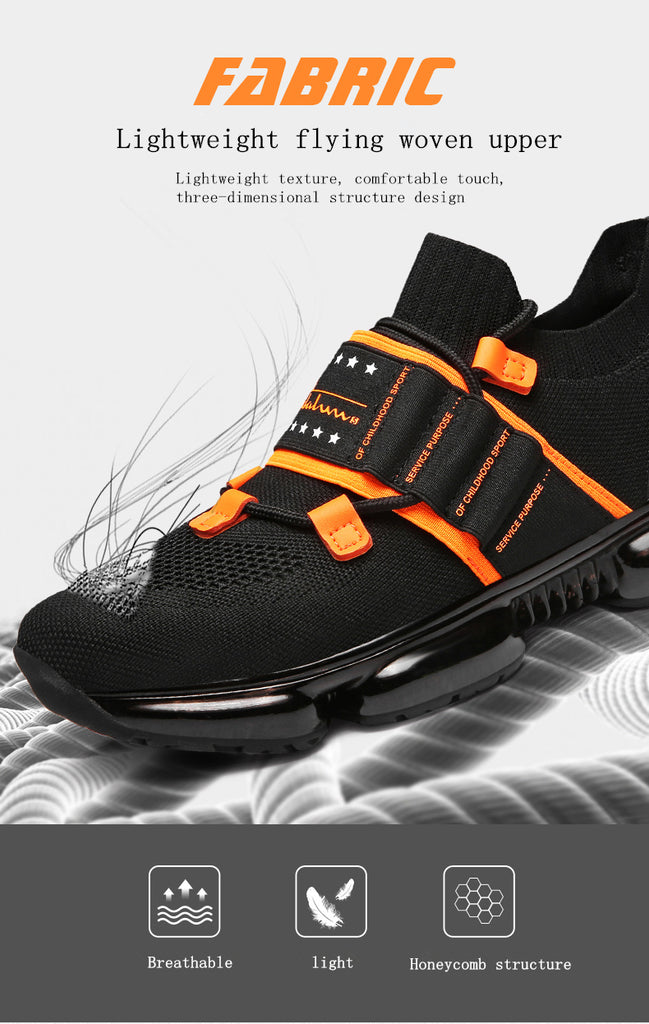 Mens Sneakers Breathable Air Cushion Outdoor