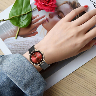 Luxury Hot Fashion Women Quartz Wristwatch