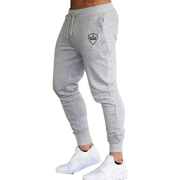 Mens Joggers Casual Pants Fitness Male Sportswear Tracksuit Bottoms Skinny Sweatpants