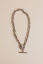 Load image into Gallery viewer, classic chain necklace | silver