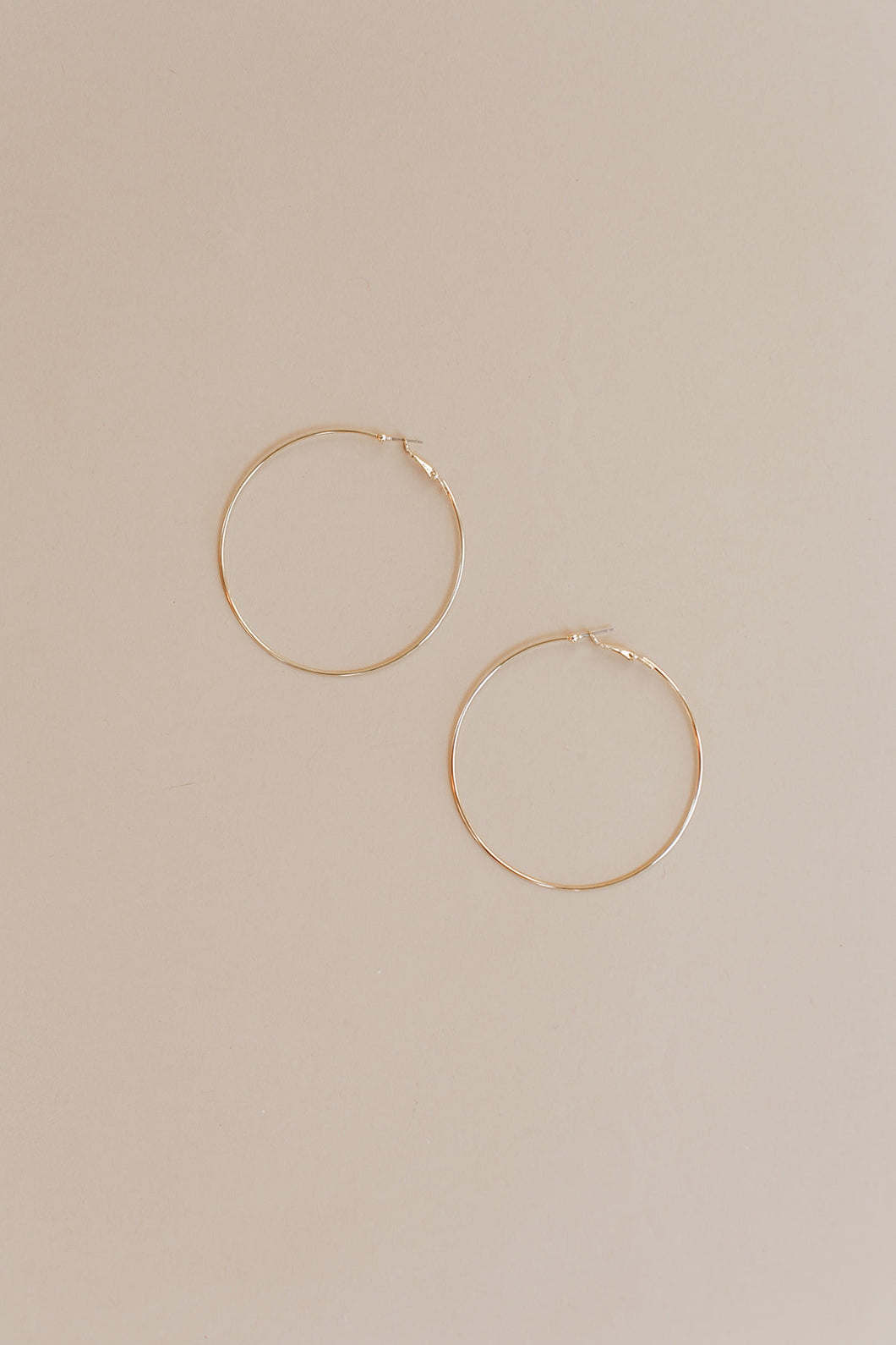 WM everyday hoop | gold