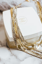 Load image into Gallery viewer, gemma layered necklace | gold