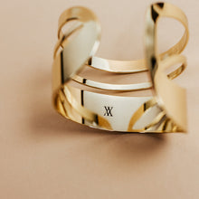 Load image into Gallery viewer, DIVA cuff | gold