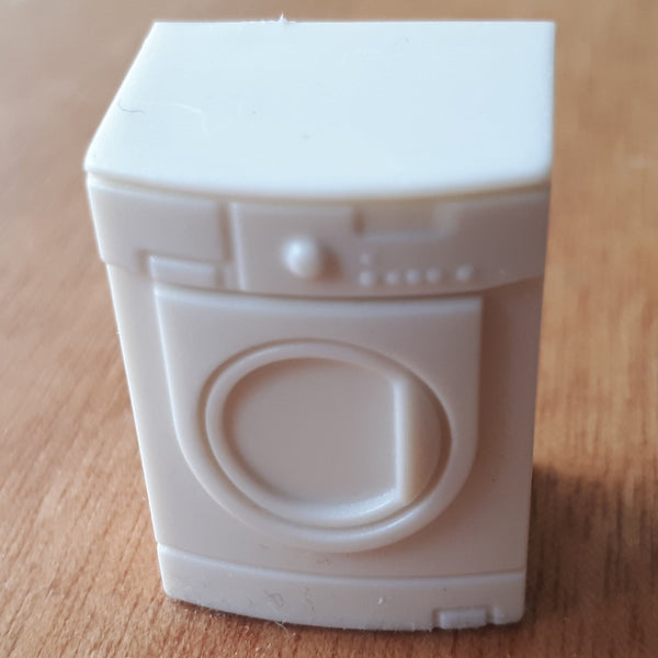 1:24/1:25 washing machine for dollhouse or diorama