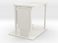 28mm Bus Shelter base version 2