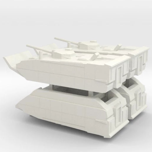 1:285 (6mm) Expeditionary Fighting Vehicle