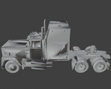 6mm (1:285) Long Nosed Truck
