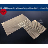 1/700 Photo-Etched WWII German Navy Ship Detailing set