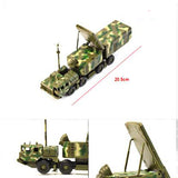 4D Model 1:72 Russian S-300 Missile System 'Flap Lid' Radar Vehicle