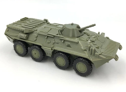 4D Model 1:72 BTR-80 Armoured Personnel Carrier