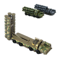 4DModel 1/72 S-300 Air Defense Missile System