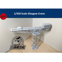 1/350 TMW Glasgow Harbour Crane