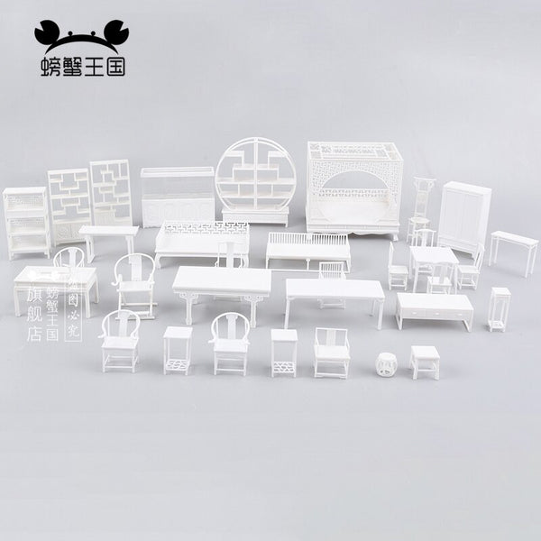 1:25/1:24 Furniture for Dioramas & Dollhouses