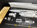 1/200 German Z-class Destroyer Z43 RC Ready Ship Model TMW00086