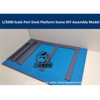 TMW 1/2000 Dock Diorama base