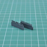 1/700 WWII Resin Sailors For Battleship Kits (2 Styles,total 4 Strips)