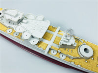 TMW 1/700 Wooden Deck for Trumpeter 05794 HMS Queen Elizabeth 1941 Model