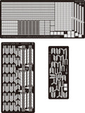 1/350 WWII Kriegsmarine Ladders and Accommodation Ladders